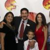 FBHOF Inductee Nelson Lopez, Sr. and family