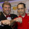 FBHOF Inductee Bob Alexander and Jimmy Navarro