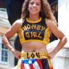 Melissa Del Valle: was born June 2, 1969 and was a member of a sports-minded family. Melissa took up boxing in the early 1990s. She became a multiple champion both at the amateur and professional levels. She is known by the nickname Honey Girl,  Her final ring record is 29-6-1, 11 by K.O.